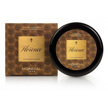 Mondial Florence Luxury Shaving Cream Bowl