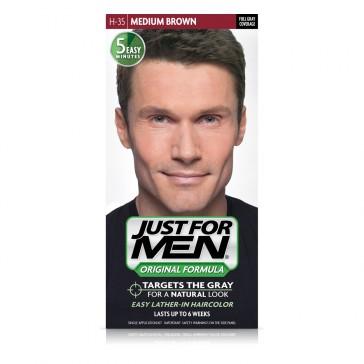 Just For Men hårfärg Mediumbrun