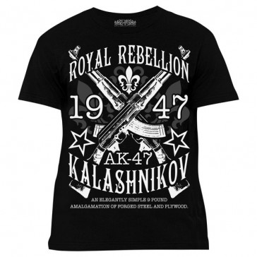 Royal Rebellion Mens Kalashnikov