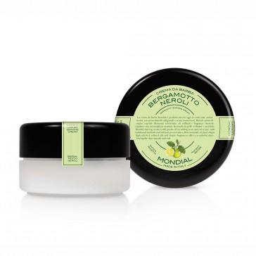 Mondial Classic Luxury Shaving Cream Bergamotto Neroli Bowl