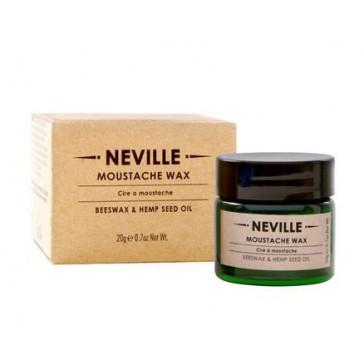 Neville Moustache Wax