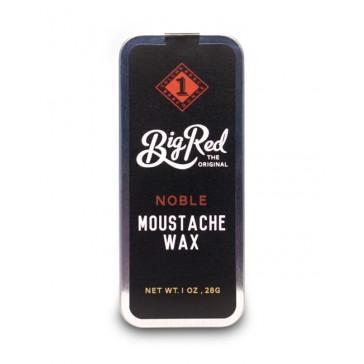 Big Red Moustache Wax - Noble