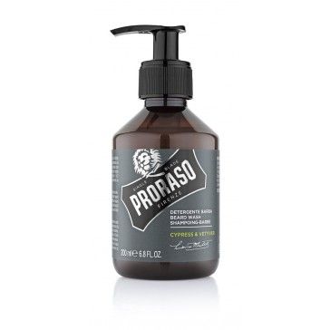 Proraso Beard Shampoo - Cypress & Vetyver