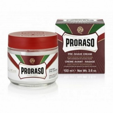 Proraso Pre-Shaving Cream Sandalwood & Shea Butter