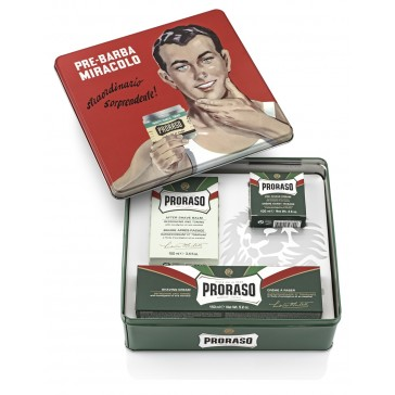 Proraso Vintage Tin Gino - Refresh