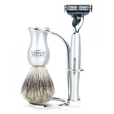 Mondial Titan Shaving Set Mach3