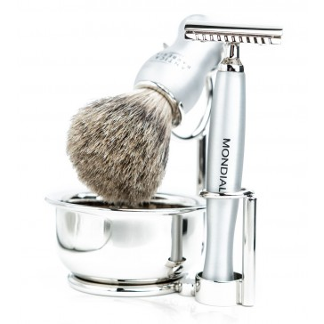 Mondial Titan Shaving Set III Safety Razor