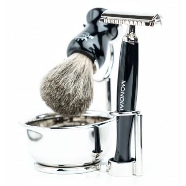 Mondial Gibson Shaving Set III Safety Razor