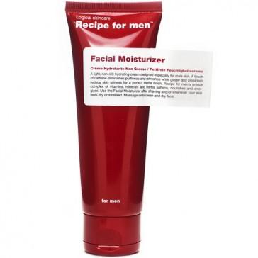 Recipe for men Facial Moisturizer