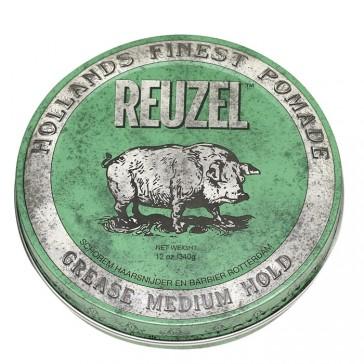 Reuzel Grease Medium Hold Green