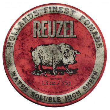 Reuzel High Sheen Pomade Red Piglet