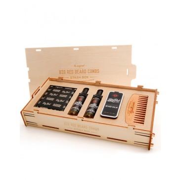 Big Red Beard Combs Stash Kit 1