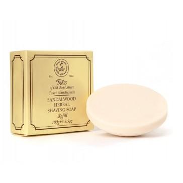 Taylor Of Old Bond Street Sandalwood Soap Refill