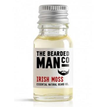 The Bearded Man Company Beard Oil Irish Moss 10 ml