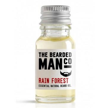 The Bearded Man Company Beard Oil Rain Forrest 10 ml