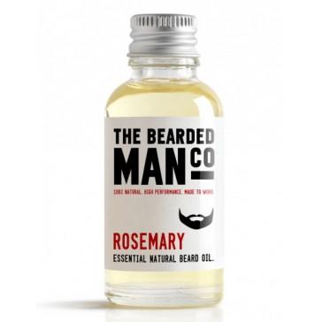 The Bearded Man Company Beard Oil Rosemary 30 ml