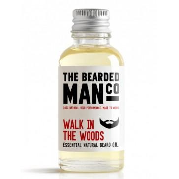 The Bearded Man Company Beard Oil Walk in the Woods 30 ml
