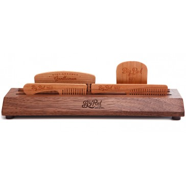 Big Red Beard Combs Timber Kit
