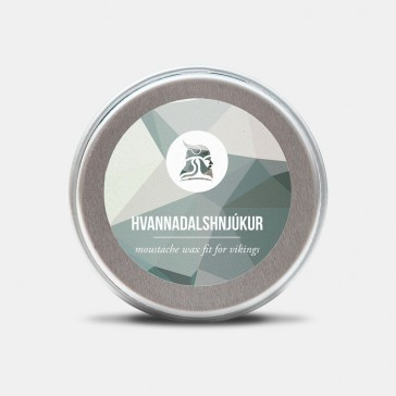 Fit for Vikings Moustache Wax Hvannadalshnjúkur