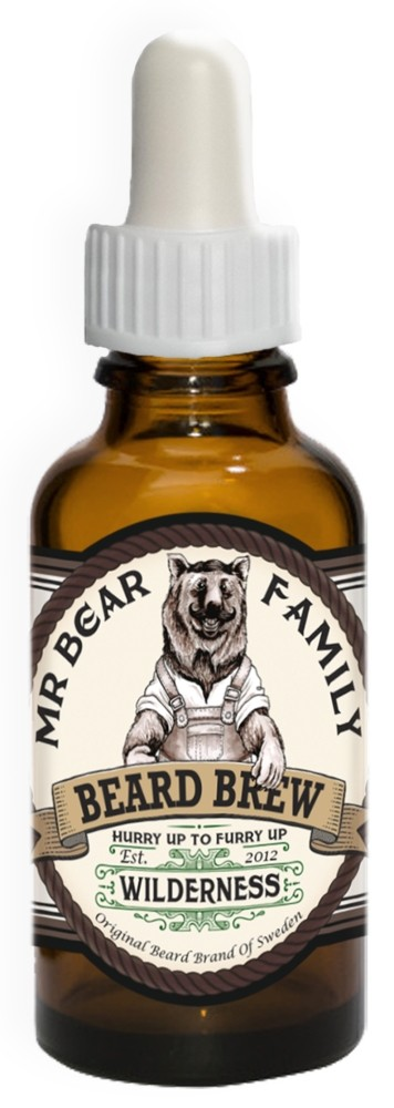 Mr Bear Family Brew Wilderness