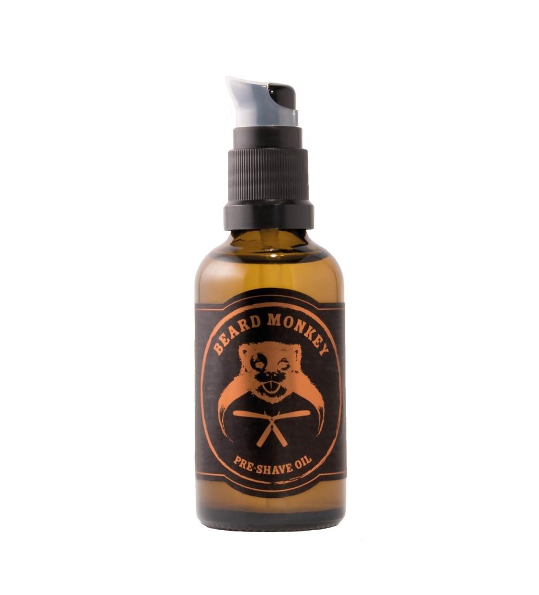 Beard Monkey Pre-Shave Oil
