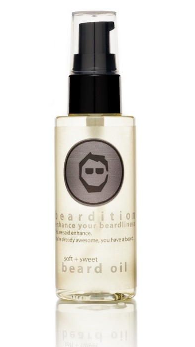 Beardition Soft + Sweet Beard Oil