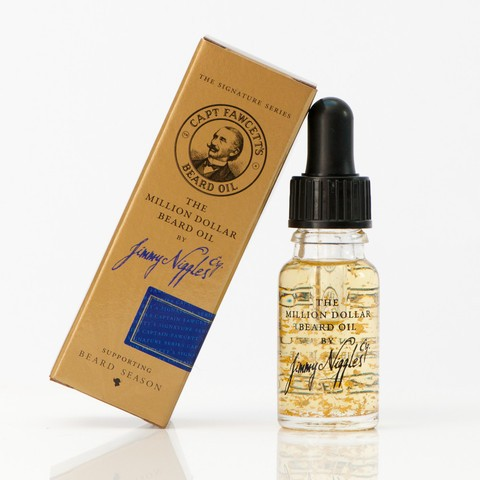 Captain Fawcett Million Dollar Beard Oil 10 ml