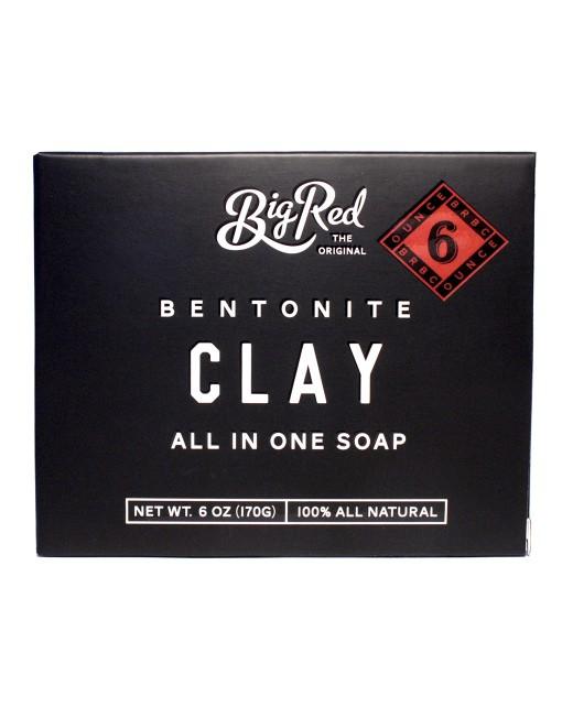 Big Red Beard & Body Soap Clay