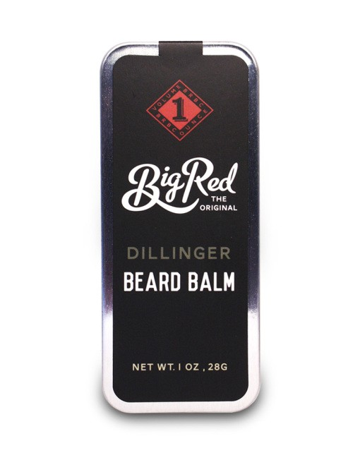 Big Red Beard Balm - Dillinger 30 ml
