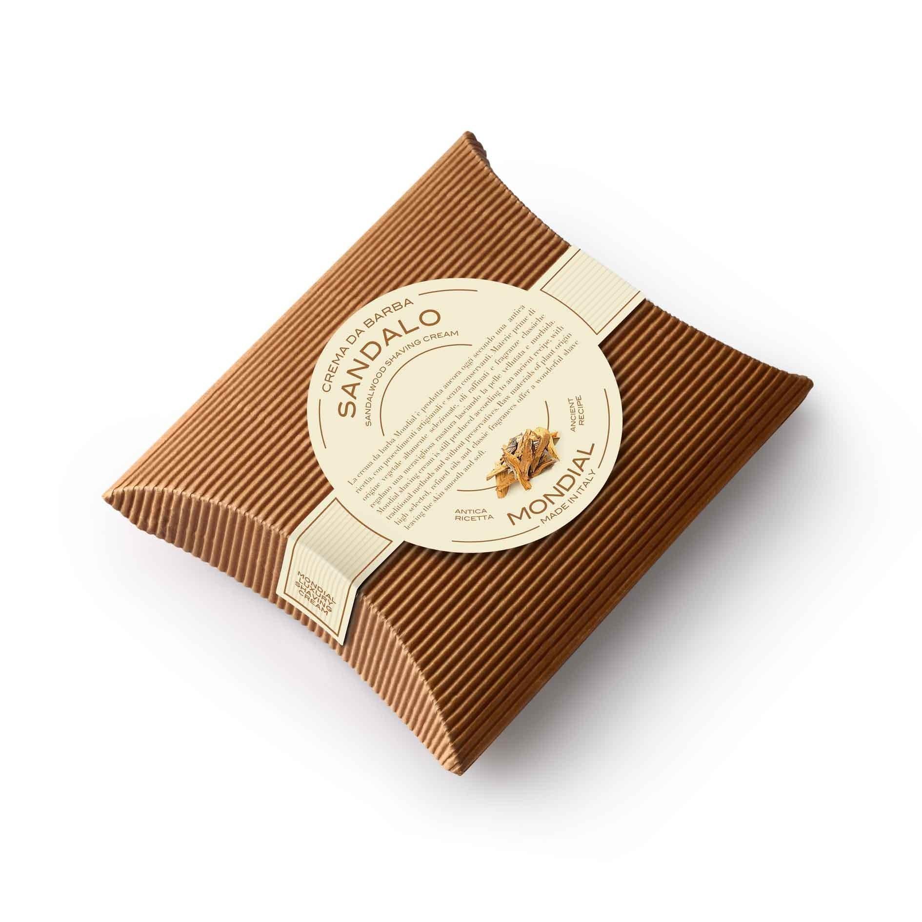 Mondial Classic Luxury Shaving Cream Sandalo Refill