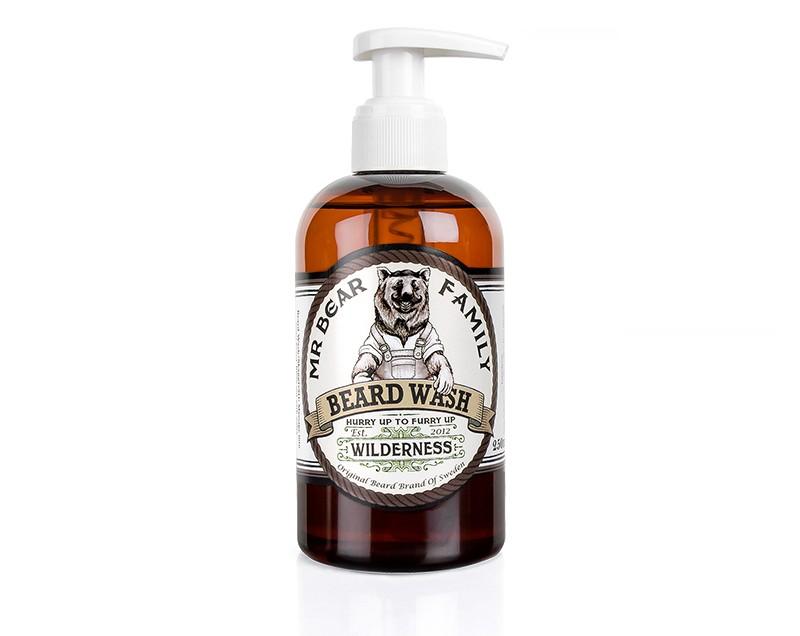 Mr Bear Beard Wash Wilderness