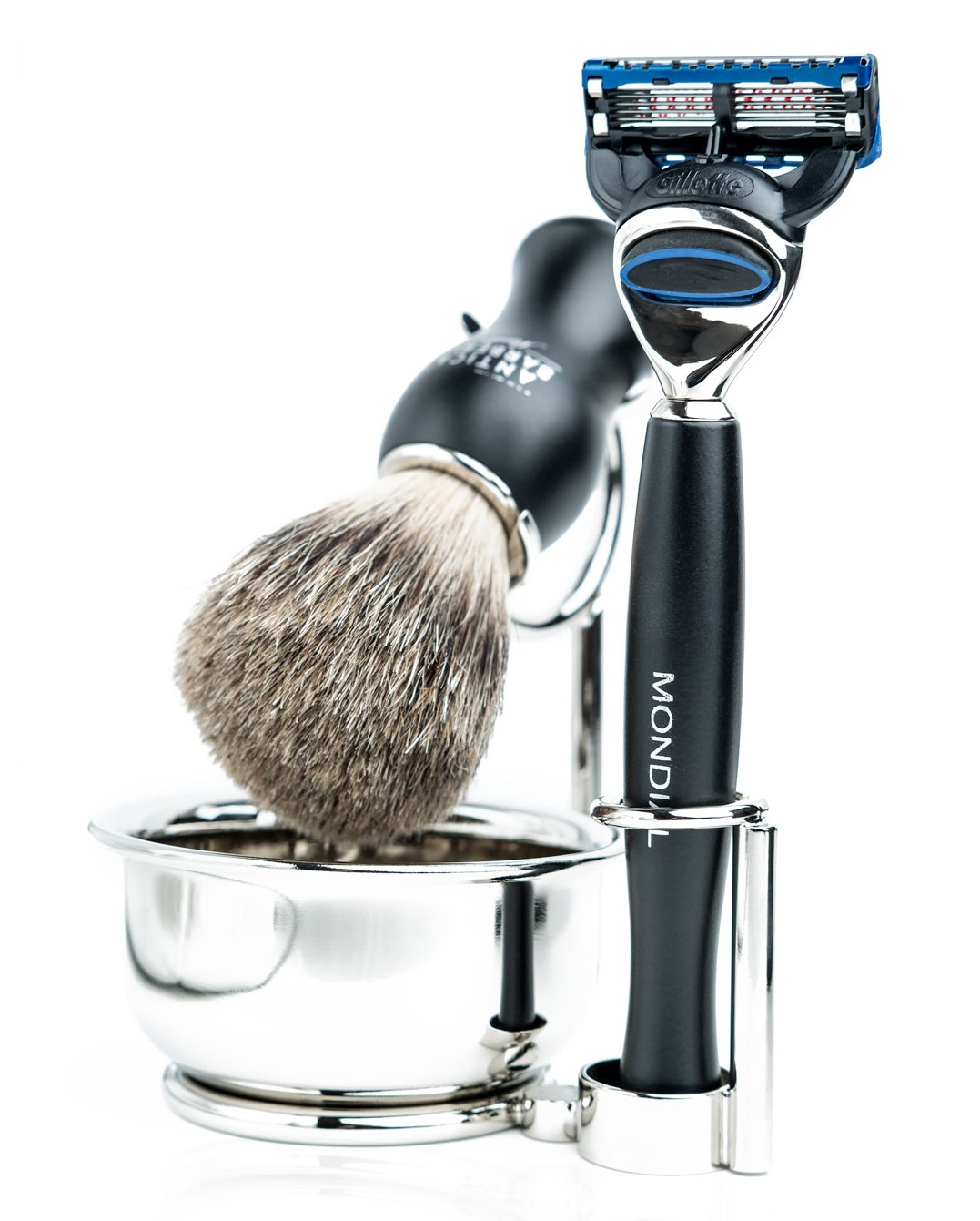Mondial Panther Shaving Set III Fusion