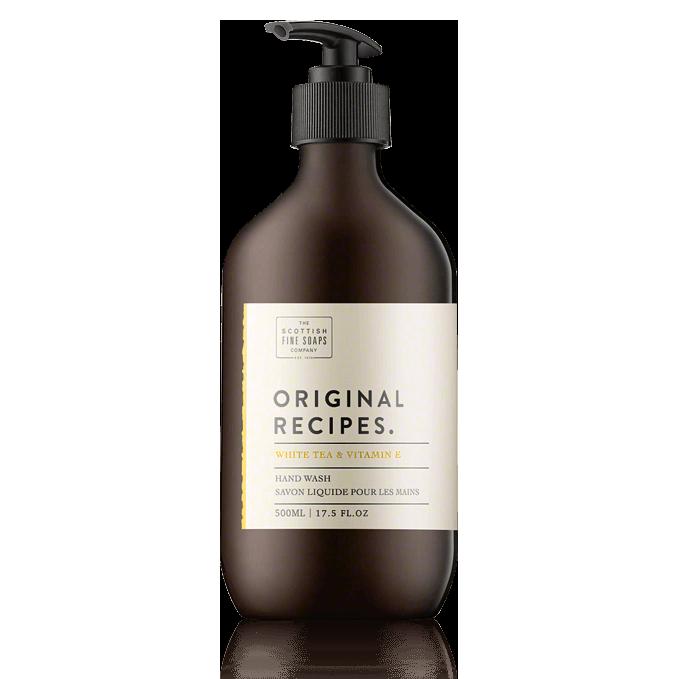 The Scottish Fine Soaps White Tea & Vitamin E Hand Wash 500 ml