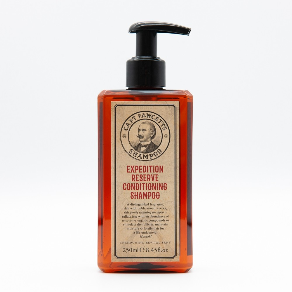 Captain Fawcett Expedition Special Reserve Shampoo 250 ml