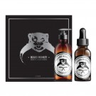 Beard Monkey Beard Care Christmas Kit Licourice