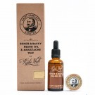 Captain Fawcett Ricky Hall' Booze & Baccy Gift Set