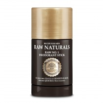 Raw Naturals Raw No. 1 Deodorant Stick