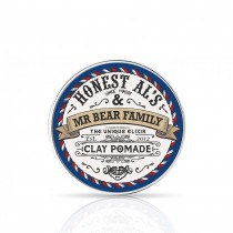 "Mr Bear Family Pomade Matt Clay Collaboration ""Honest Al"""