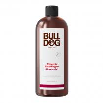 Bulldog Vetiver & Black Pepper Shower Gel 500 ml