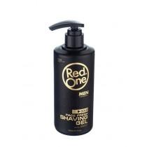 Red One GOLD Shaving Gel 500 ml