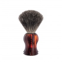 Mühle Nom Gustav Shaving Brush Pure Badger, havanna