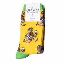 Shurdalife By Daki Savic Surfer Socks