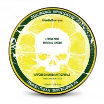The Goodfellas' Smile Lemon & Mint Traditional Shaving Soap