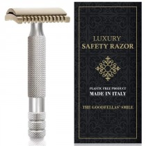 The Goodfellas Smile Luxury Safety Razor Impero Open Comb