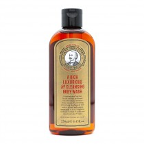 Captain Fawcett Ricki Hall's Booze & Baccy Body Wash