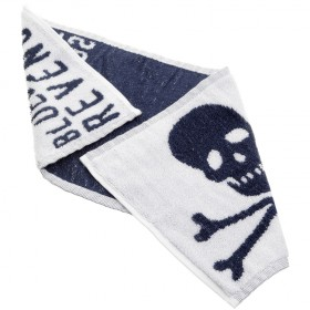 The Bluebeards Revenge Shaving Towel