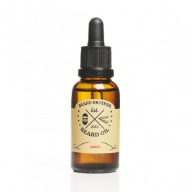 Beard Brother Beard Oil Violet