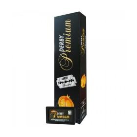 Derby Premium DE-blad 100-pack (20x5)