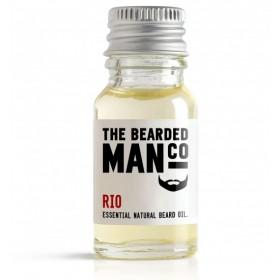 The Bearded Man Company Beard Oil Rio 10 ml
