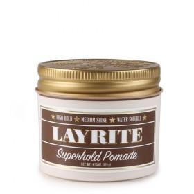 Layrite Superhold Pomade